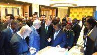 SATSO Başkanı Kösemusul Cumhurbaşkanı Erdoğan'ın Afrika Programına Katıldı