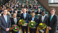 Sakarya Üniversitesi Mezununa Üstün Başarı Ödülü