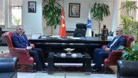 Sakarya Milletvekili Zihni Açba'dan SAÜ'ye Ziyaret