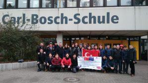 Arifiye'li Öğrenciler Almanya Stajını Tamamlayarak Yurda Döndüler