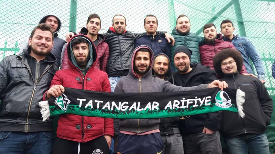 """ARİFİYE'Lİ TATANGALARDAN""""BEN SENİ YASAKLARDA SEVDİM"""""""