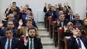 Büyükşehir Belediyesi Şubat Ayı Olağan Meclis Toplantısı yapıldı