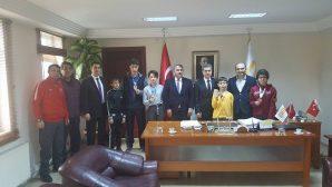 Arifiye Atılgan Spor Kulübü Sporcuları Ödüllendirildi
