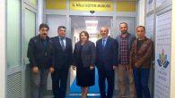 Arifiye Erzurumlular Derneğinden Töre'ye ziyaret