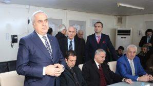 SATSO Başkanı Kösemusul'Karadeniz'den dünyaya açılan bir Sakarya hayal etmiştik.'