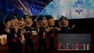 Sakaryalı Wushucular Erzurum'da şov yaptı