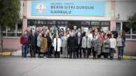 Bekir Sıtkı Durgun'da Öğretmenler Kurul Toplantısı Yapıldı
