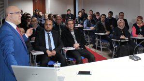 İşçi ve işveren sorunları TÜMSİAD'da konuşuldu