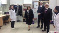İl Milli Eğitim Müdürü Töre'den  İlk Ziyaret Yenikent HEM'e