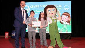 Çevre Dostu Çocuk: Tomurcuk tanıtıldı