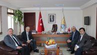 Başkan İsmail Karakullukçu Esnaf Odaları Başkanları ile bir araya geldi…