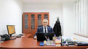 Sakarya Üniversitesi'ne Geri Döndü