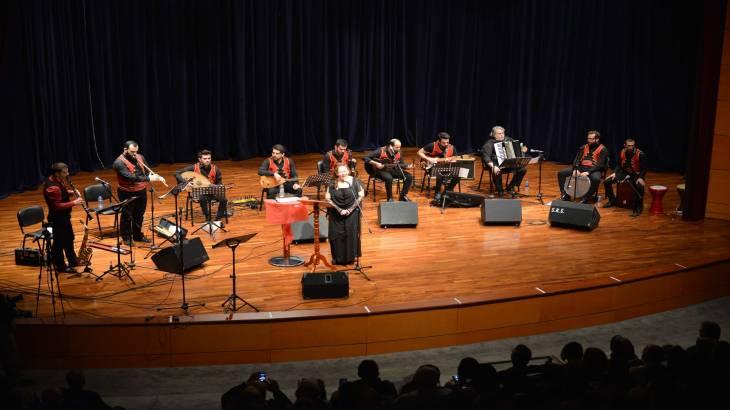 Sakarya Üniversitesi'nde Balkan Rüzgârı Esti