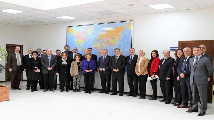 Sakarya Üniversitesi YÖK Değerlendirmesinden Başarıyla Geçti