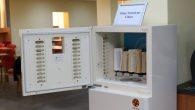 Kitap Temizleme Makinesi Öğrencilerin Hizmetinde
