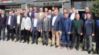 AK Parti Genel Başkan Yardımcısı Şaban Dişli TÜMSİAD'ı ziyaret etti.