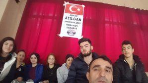 Sakarya GHSİM ve Arifiye Atılganspor takımı Alanya'da