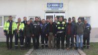 SASKİ'de 'Trafik Güvenliği Eğitimi'