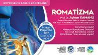 Sağlık konferanslarında konu: Romatizma