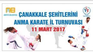 Arifiye Belediyesinden Karate Turnuvası