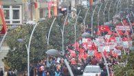 STK'lar Avrupa'ya tepki için yürüdü