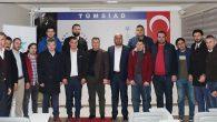 TÜMSİAD Başkanı Ahmet Ölmez ''Gençlerimize sahip çıkıyoruz.''