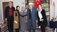 Başhekimden Arifiye'de Şehit Kaymakamın ailesine ziyaret