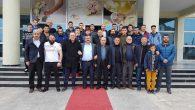 Başkan Karakullukçu Hanlıköyspor'un Kahvaltısında