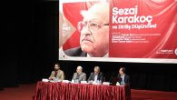 Sezai Karakoç bir fikir adamıdır