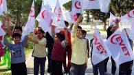 Arifiye'nin Çocukları 'Evet' Bayrağı salladı!