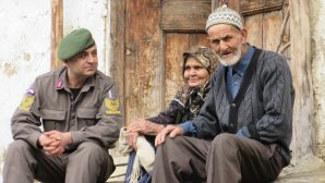 İl Jandarma Komutanlığı Yaşlılar Haftasını Kutladı