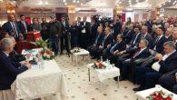 Bakan Ağbal,Esnaf ve Sanatkarlar Kredi ve Kefaret Kooperatifi kongresine katıldı.