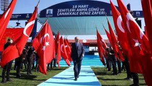 """Cumhurbaşkanı Erdoğan""""Türk Milleti'nin Yeniden Dirilişi Kaçınılmazdır"""""""