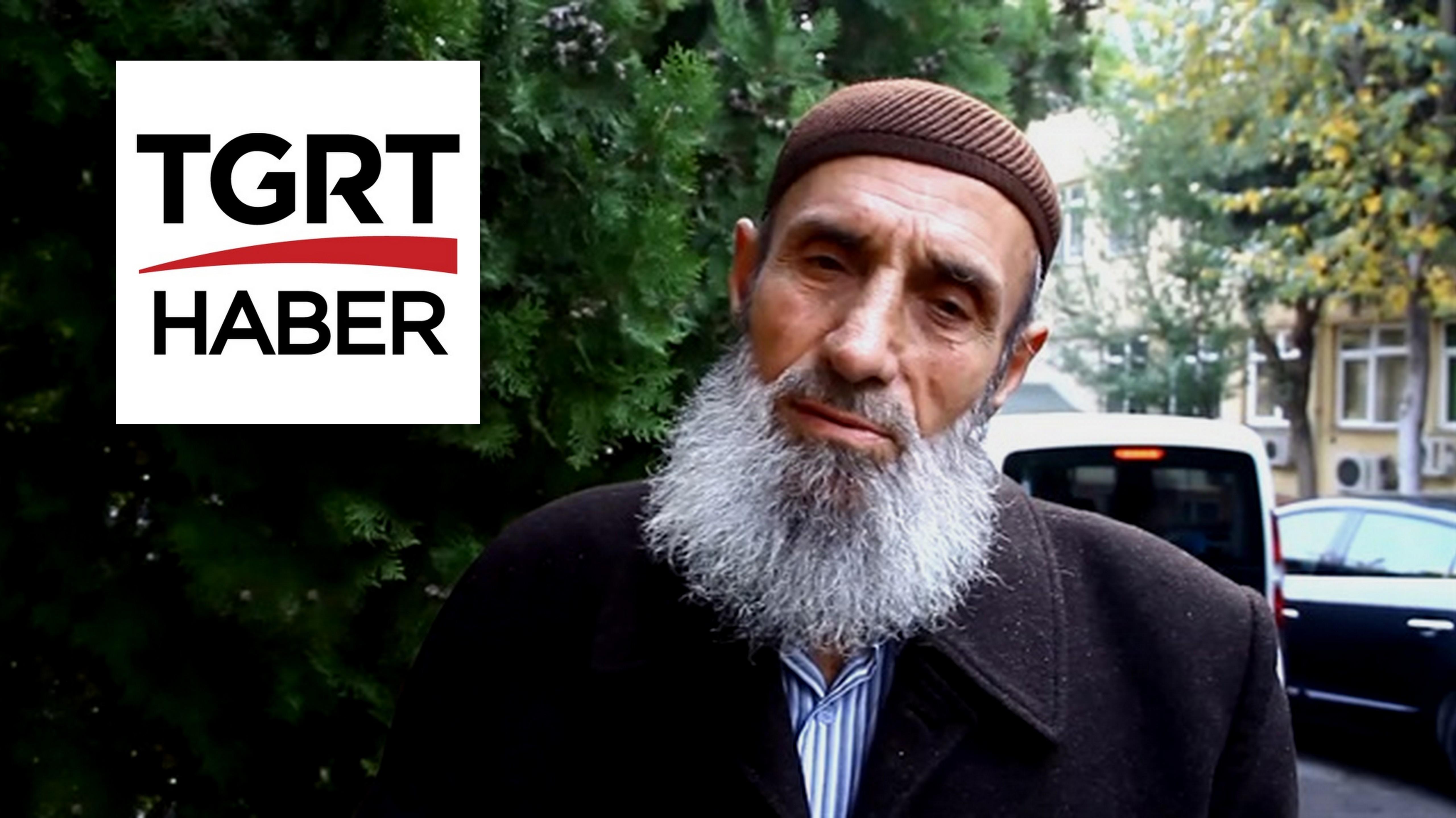 HOCA ASIM SAFİTÜRK TGRT HABER ANA HABER  MANŞETTE