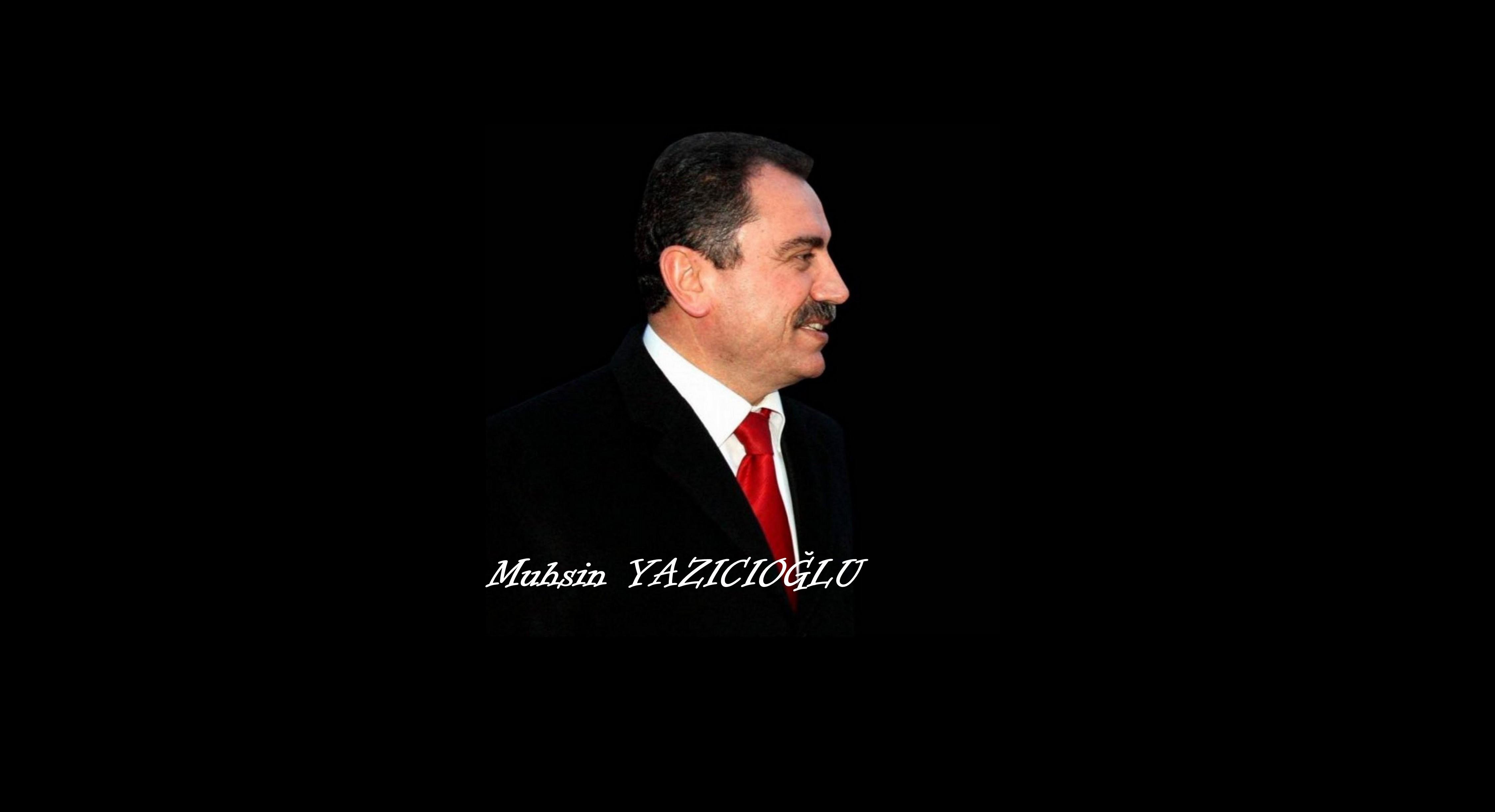 Muhsin Yazıcıoğlu'nun Vefatının 8.Yıldönümü
