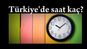 AVRUPA SAAT AYARI İLE TÜRKİYE'DE KAFA KARIŞTIRDI!