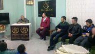 Hacımercan'lı gençlerden Merhum Erbakan'a ahde vefa