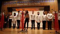 İstiklal Marşı'mızın kabulünün 96.yıldönümü kutlandı