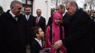 Cumhurbaşkanı Büyükşehir'de