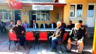 Arifiye Adliye ve Ahmediye Mahallelerinde Halk Toplantıları