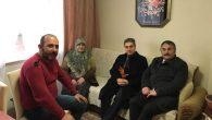 Arifiye'nin Şehid Ailelerine ziyaretler devam ediyor