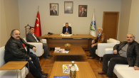 BaşkanToçoğlu'Sakarya Erzurumlular Derneğini' kabul etti