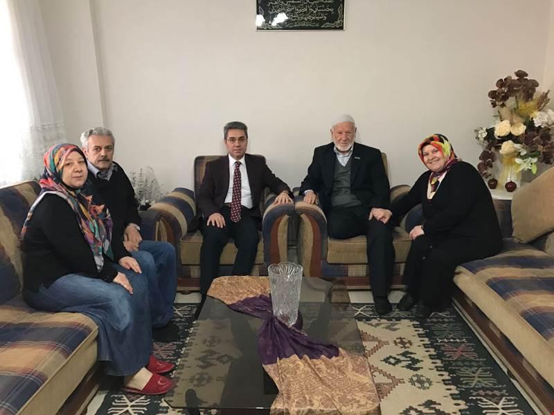 Arifiye'de Şehid Aileleri Unutulmuyor