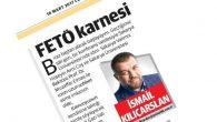 Kılıçarslan, SAÜ'nün 'FETÖ Karnesi'ni Yazdı