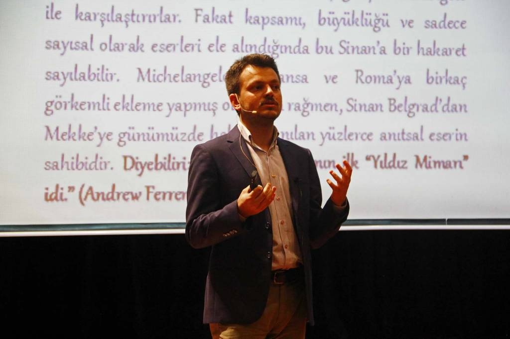 Yaşayan Mimar Sinan