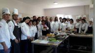 Aşçılık Öğrencilerine Dünya Mutfağı Eğitimi