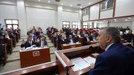 Büyükşehir Nisan Meclis Toplantısı gerçekleştirildi.