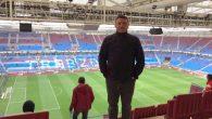 Arifiye'den Trabzonspor-Beşiktaş maçına gitti