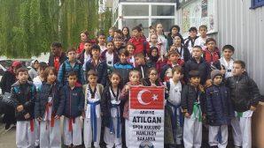 Arifiye Atılgan Spor Kulübü Osmaneli'nde çalıştı