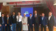 Tarihçi Yazar Özkaya,Arifiye Fen Lisesi'nde konferans verdi